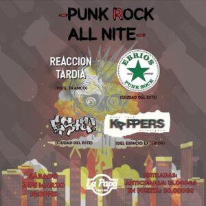 Punk Rock All Nite